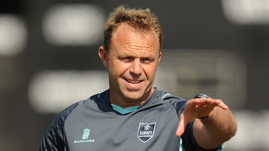 Surrey cricket manager Chris Adams