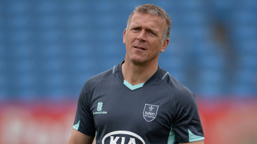 Alec Stewart takes charge of Surrey