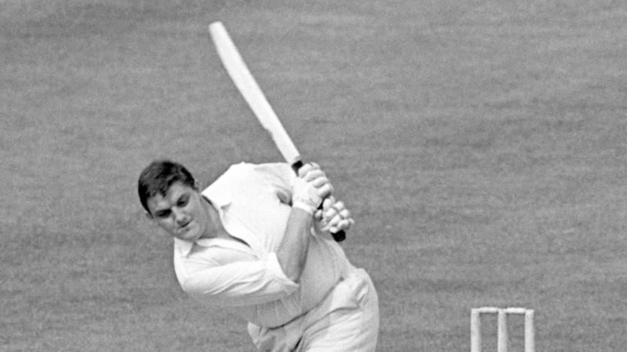 Colin Milburn's match-winning 84 took Northamptonshire to the semi-finals