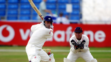 Darren Lehmann on his way to a double-century