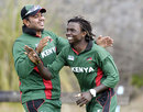 Nelson Odhiambo took 3 for 48, Scotland v Kenya, WCL Championship, Aberdeen, June 30, 2013