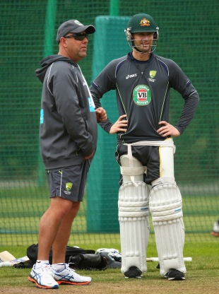 Darren Lehmann has put the onus on his batsmen, especially the top order, to revive Australia's Ashes campaign