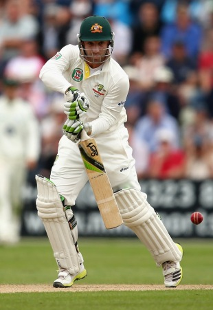 It is time that Phillip Hughes got an extended run at No. 3