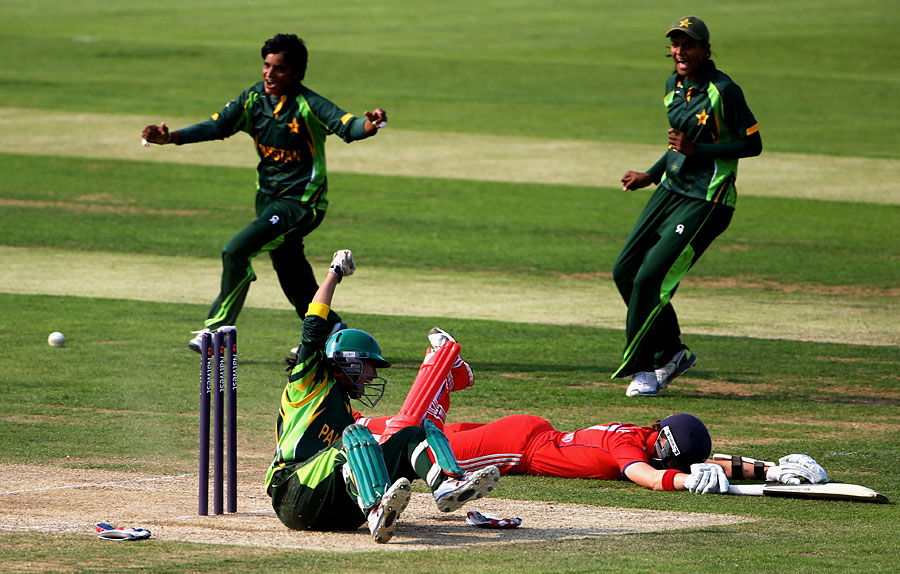 Loughborough 2013: Pakistan Women get their first win against England in any format
