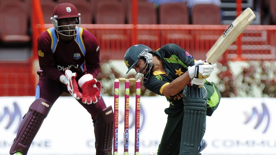 Pakistan vs west indies 1st odi