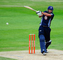 Matthew Spriegel struck a late maximum, Warwickshire v Northamptonshire, FLt20, Mid/West/Wales, Edgbaston, July 20, 2103