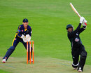 Thilan Samaraweera made 65 in 42 balls, Glamorgan v Worcestershire, Friends Life t20, Midlands/Wales/West Group, Cardiff, July, 23, 2013