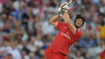 Tom Smith gave Lancashire a blistering start to the chase