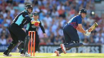 Fabian Cowdrey top-scored with 50 for Kent