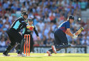Fabian Cowdrey top-scored with 50 for Kent, Surrey v Kent, FLt20 South Group, The Oval, July 26, 2013