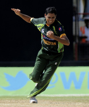 Zulfiqar Babar, 34, had a dream debut for Pakistan