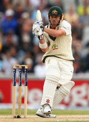 David Warner gave Australia impetus at the start of their second innings