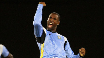 Shane Shillingford picked up three wickets