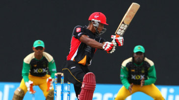 Kieran Powell top-scored for Antigua with 38