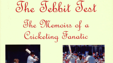 Cover image of <i>The Tebbit Test</I> by Icki Iqbal