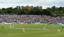 Lumley Castle witnesses its first Ashes Test, England v Australia, 4th Investec Ashes Test, Chester-le-Street, 1st day, August 9, 2013