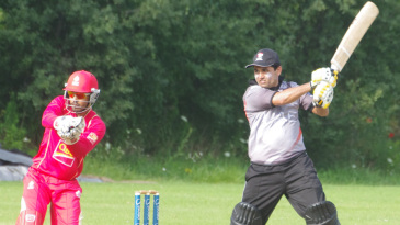 Shaiman Anwar on his way to 57