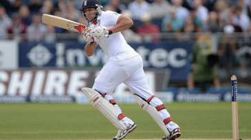 Tim Bresnan gave England's innings a bit of hurry up
