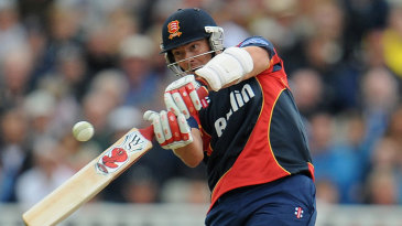 Graham Napier bludgeoned 38 off 15 balls