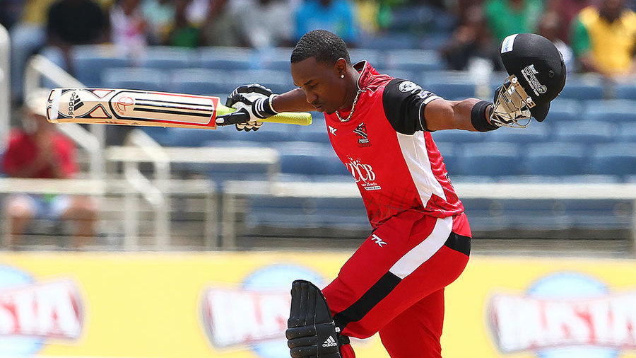 Dwayne Bravo slammed a six to take his side to victory