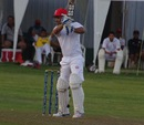 Ashish Bagai scored a quick 33, Canada v Netherlands, ICC Intercontinental Cup, King City, 1st day, August 22, 2013