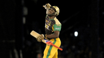 Andre Russell smoked 29 not out off 6 to win the game