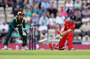 Greenway stars as England reclaim Ashes