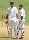 Manprit Juneja and VA Jagadeesh put on 197 for the third wicket, India A v New Zealand A, 2nd unofficial Test, 3rd day, Visakhapatnam, September 4, 2013