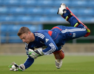 Jos Buttler will leave Somerset in order to further his development as a wicketkeeper