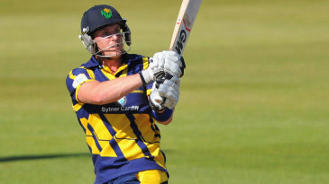 Ben Wright cracked 47 off 28 balls