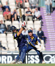 Michael Roberts made 23 opening the batting, Hampshire v Glamorgan, YB40 semi-final, Ageas Bowl, September 7, 2013