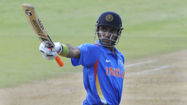 Robin Uthappa's 114-ball 103 took India A to victory