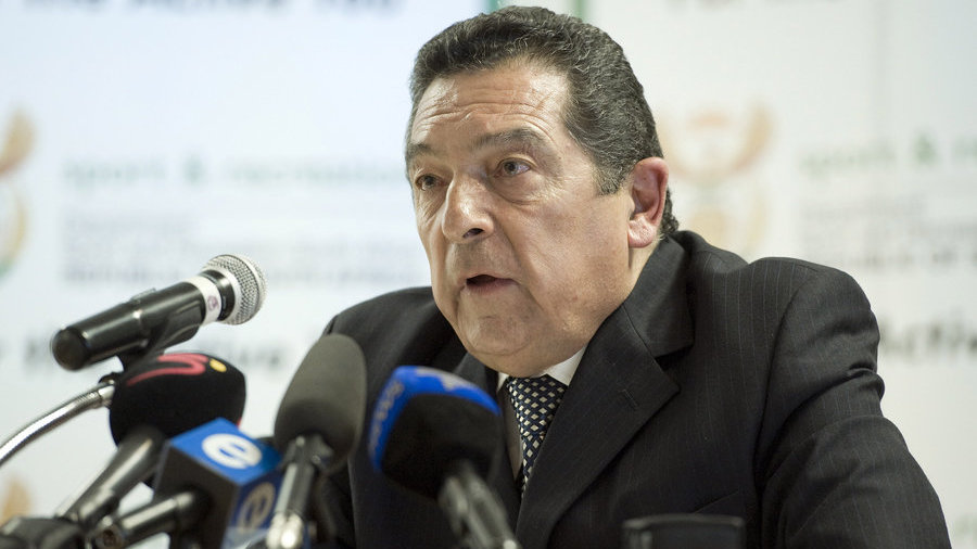 Ali Bacher appears before the inquiry into the Cricket SA bonus scandal