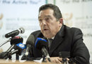 Ali Bacher appears before the inquiry into the Cricket SA bonus scandal, January 16, 2012