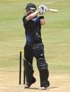 Carl Cachopa top scored with 80, India A v New Zealand A, 2nd unofficial ODI, Visakhapatnam, September 10, 2013