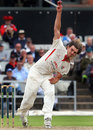 Oliver Newby took two early wickets, Lancashire v Leicestershire, County Championship, Division Two, Old Trafford, 3rd day, September, 13, 2013