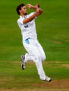 Alex Hughes went wicketless in his first spell, Derbyshire v Durham, County Championship, Division One, Derby, 3rd day, September, 13, 2013