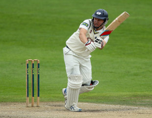 Gary Ballance went past 1,000 runs in the season, Sussex v Yorkshire, County Championship, Division One, Hove, 3rd day, September, 13, 2013