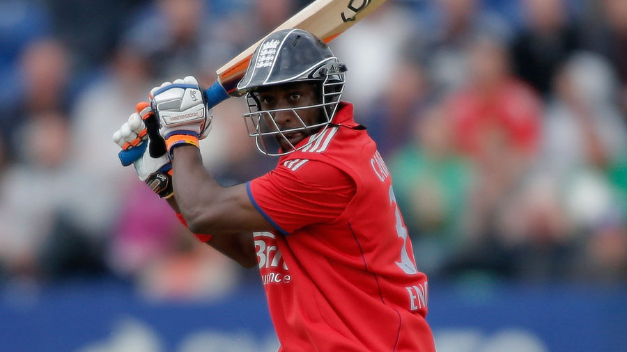 Michael Carberry finally got among the runs