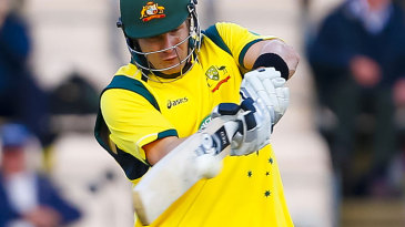 Shane Watson's 143 included 12 fours and six sixes