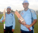 Mominul Haque and Roshen Silva broke the List A record for the fourth-wicket partnership, Abahani Limited v Prime Doleshwar Sporting Club, Dhaka Premier Division, Bogra, September 17, 2013