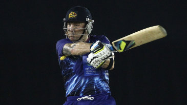 Brendon McCullum smashed a 39-ball 67