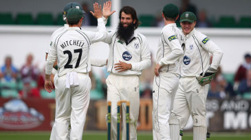 Moeen Ali took 3 for 30