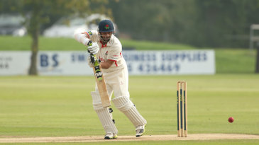 Ashwell Prince made his second century of the season