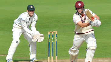 James Hildreth crossed 1000 runs for the season