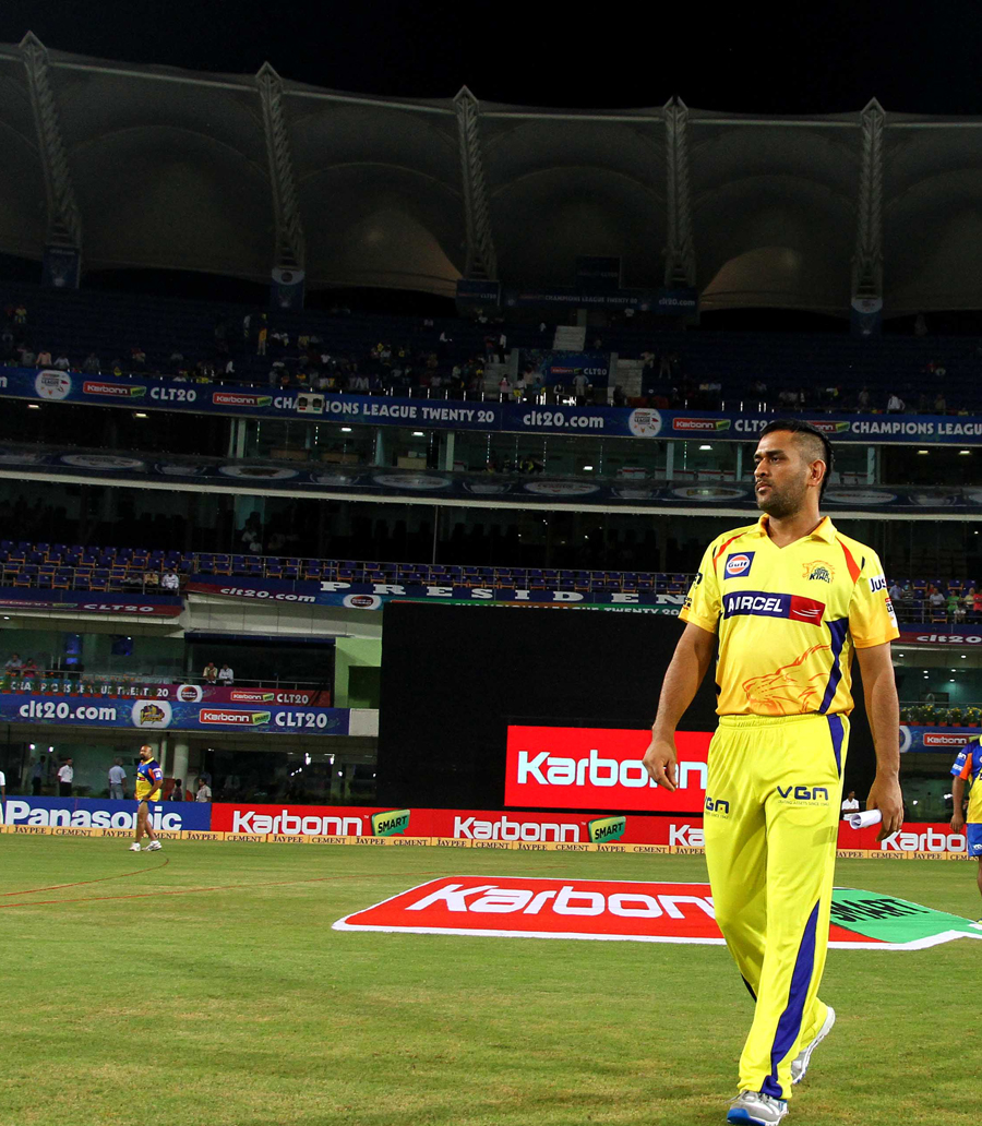 Confirmed: Chennai Super Kings Reveal Their Retained Players' List