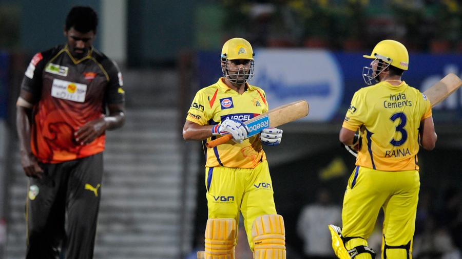 Match 13: Chennai Super Kings vs Brisbane Heat Cricket Highlights CLT20 – 2013