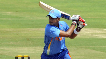 Shreyas Iyer smashed 109 off just 67