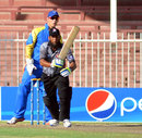Mohammad Shafiq struck a 40-ball 43, United Arab Emirates v Namibia, ICC World Cricket League Championship, Sharjah, September 27, 2013