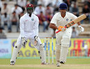 Manpreet Juneja played the lone hand with 70, India A v West Indies A, 1st unofficial Test, 4th day, Mysore, September 28, 2013